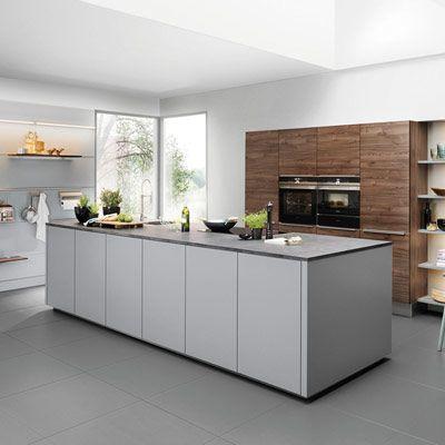 Moderne küchen sind stark designorientiert aktuelle trends und farbgebungen spiegeln sich in den kollektionen wider