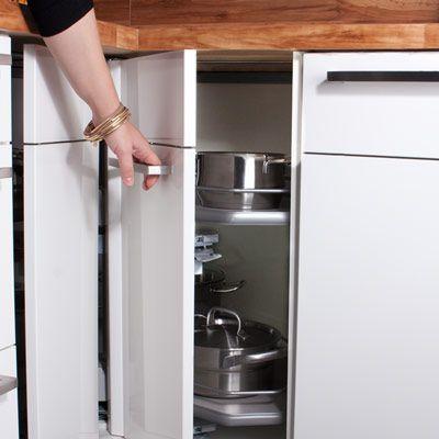 Eckschrank Küche - Ihr Küchenfachhändler aus Marl: KüchenTreff Marl