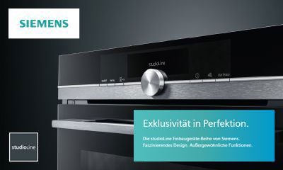Siemens Studioline Kühlschrank : Siemens die neue studioline reihe im blacksteel design ihr